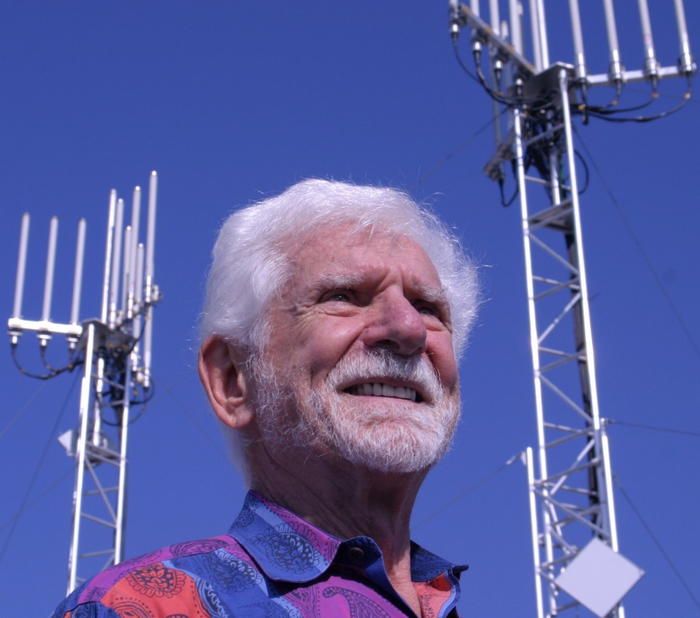 Cell Phone Inventor on Startups, Success and Sparks of Genius