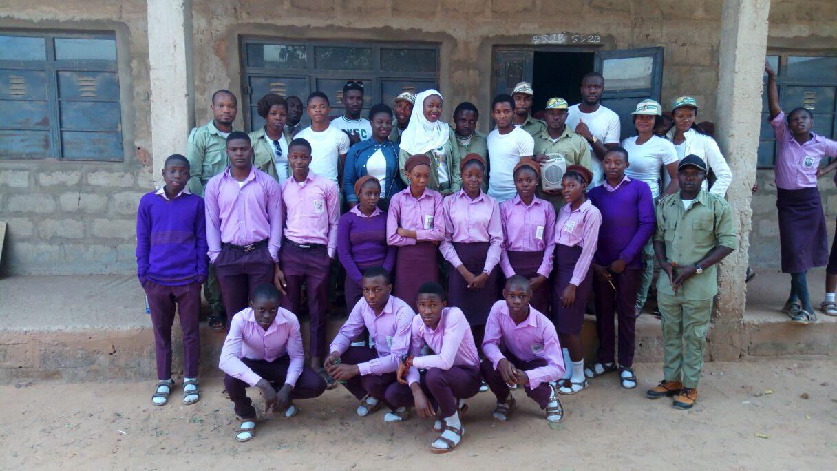 NDLEA/DRUG FREE Club sensitizes students on Effects of Drug Abuse