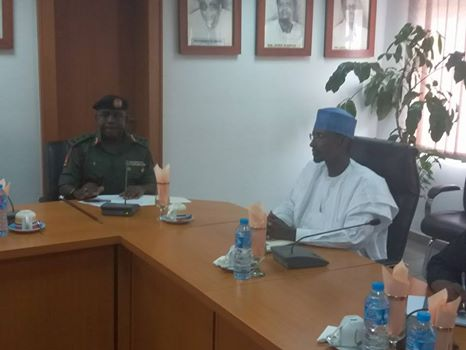 FCT Minister counsels NYSC on staff housing