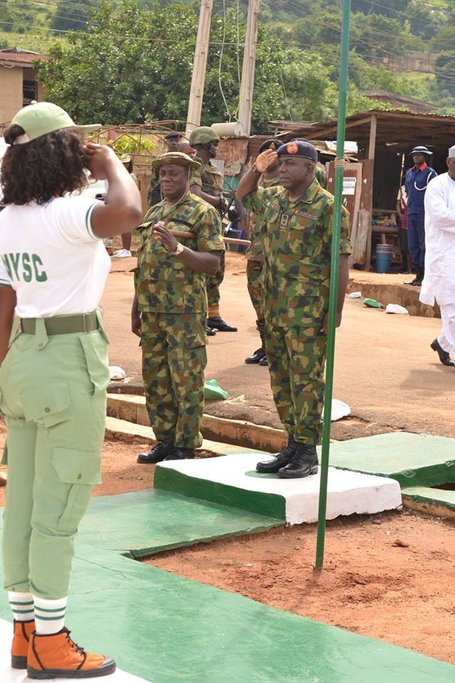 Discussion NYSC 2017 Updates