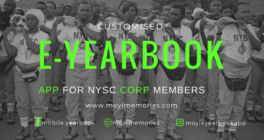 Moyi NYSC App: a vital Android Mobile App for Every Corps Member