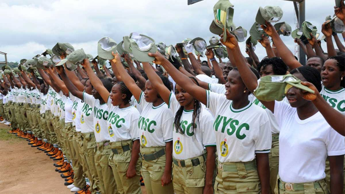 The NYSC write-up; ENDURANCE