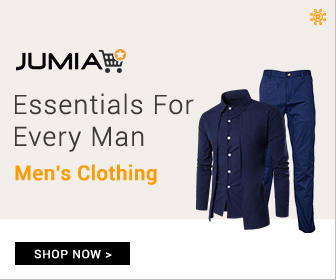 jumia men's clothing