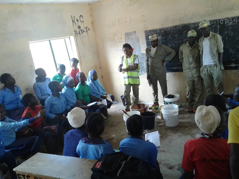 nysc cds sdg project
