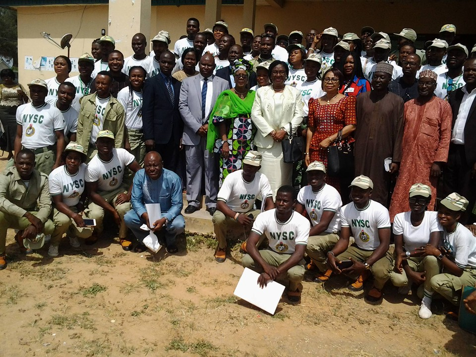 NYSC trains 400 Corps Members on War Against Poverty (WAP)